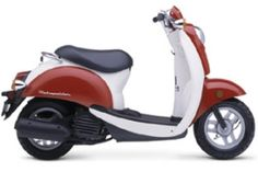 Specification of HONDA Scooters Metropolitan 2006