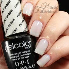 OPI GelColor Funny Bunny