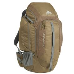 Kelty Redwing 50 for 1 to 2 night campouts....next pack on my wish list