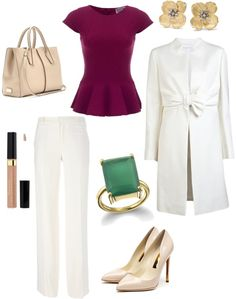 """""""Olivia Pope"""" by lauren-m-guiditta ❤ liked on Polyvore"""