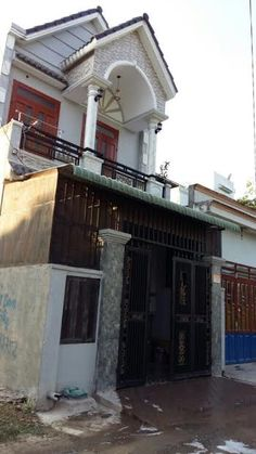 Bán nhà mặt đường Trần Thị Dương, p Tân Đông Hiệp, Dĩ An, Bình Dương