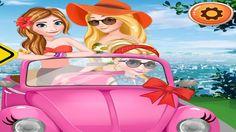 Em Princesas Disney Viagem Divertida, as Princesas Disney: Elsa, Anna e Rapunzel estão de férias e resolveram fazer uma viagem divertida. Elas contam com sua ajuda para que tudo saia certo. Primeiro, escolha as melhores roupas para que Elsa, Anna e Rapunzel fiquem estilosas. Depois, lave o carro das Princesas e decore para que ele fique bem bonito. Divirta-se jogando com as Princesas Disney!