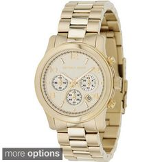 Michael Kors Women's Chronograph Watch. #bestseller