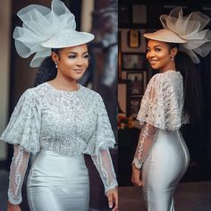 Nigerian Lace Dress, African Lace Dresses, Latest African Fashion Dresses, African Dresses For Women, Nigerian Fashion, African Print Wedding Dress, African Wedding Attire, African Attire, Lace Dress Styles