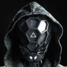 Find images and videos about cyber, cyberpunk and cyberculture on We Heart It - the app to get lost in what you love. Futuristic Helmet, Futuristic Armour, Futuristic Art, Futuristic Technology, Art Cyberpunk, Cyberpunk Character, Cyberpunk Tattoo, Cyberpunk Fashion, Robot Design