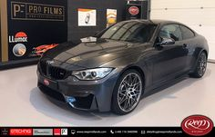#BMWednesday! This beast of a #BMW #M4 (Competition Package) is in for it's 7 year Gtechniq Protection..Satisfied customer - return visit #bmwm4 #detailing #winterprotection #careforyourdream #protecting #reep #valeting #paintprotection #luxury #carcare #swissvax #kochchemie #rupes #gtechniq #leicester #wrapping #wheelrefurb #glassprotection #winter #frost #carcleaning #ppf #paintprotectionfilm #reepmidlands #carsafety