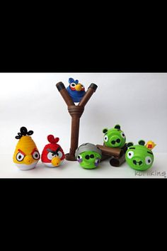 Angry birds...;)))