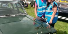 Jaguars, Zodiacs and a Spitfire pull in big crowds at Sunderland classic car show - We Are Classic Cars