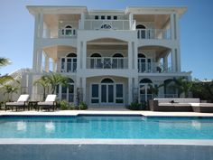 February Point Estates in Exuma. Villa Reverie is available for rental. Comment for more details or visit the website and inquire within...