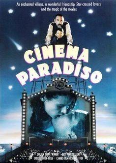 My Favorite Movie. Cinema Paradiso.