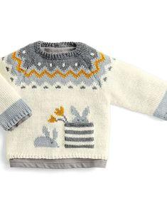 Modèle brassière Vladimir – Knitting patterns, knitting designs, knitting for beginners. Baby Boy Knitting Patterns, Baby Cardigan Knitting Pattern, Knitted Baby Cardigan, Knit Baby Sweaters, Knitting For Kids, Knitting Designs, Baby Patterns, Cardigan Sweaters, Dress Patterns