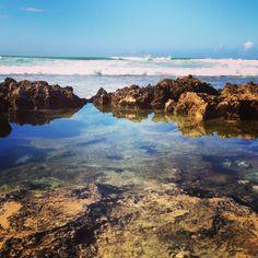 """""""Hawaiian tide pools""""taken by @JohnLDoerr , Oahu, Hawaii"""