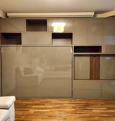 Smartbed O półkotapczan do salonu / Wall bed for living room Smartbed O Bed Wall, Divider, Interior Decorating, Living Room, Furniture, Decoration, Home Decor, Decor, Decoration Home