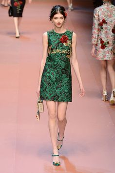 A look from Dolce