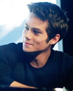 Dylan O'Brien- too cute. He looks like River Phoenix