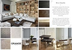 Coming Soon page Style Français, Gauche, Decoration, Dining Table, Living Room, Furniture, Home Decor, Barn, Flower