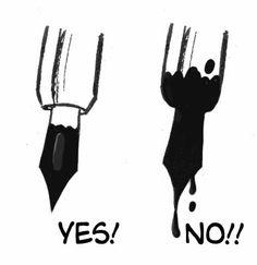 Inking Tutorial from cartoonist Tom Richmond
