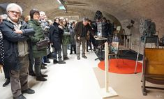 '900, il progresso tecnologico raccontato in una mostra a Perugia. Ha aperto al pubblico stamani l'esposizione che mette sotto i riflettori i principali e originali strumenti della comunicazione di massa. Il percorso si snoda lungo le sale dell'ex Fatebenefratelli