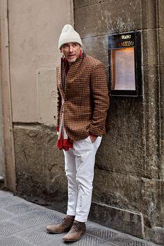 Florence, via The Sartorialist