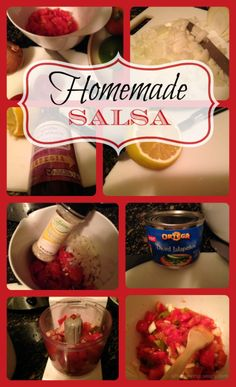 Salsa homemade Collage 623x1024 Sassy Salsa