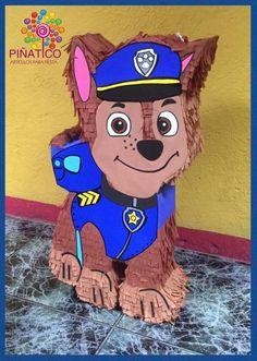 Piñata Silueta de Chase de Paw Patrol
