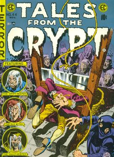 EC Comics Tales from the Crypt