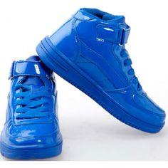 Little Big Boys Boy Blue Dress Formal Shoes for Boys SKU-134003