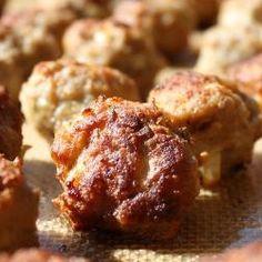 My favorite meatballs recipe.