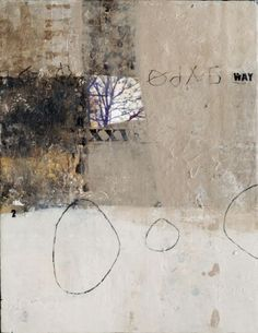 Donna watson Studios - Mixed Media Collage