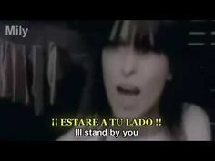 The Pretenders - I'll Stand By You Subtitulado Español Ingles - YouTube