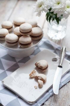 Macarons, Feta, Cheese, Blog, Sweet, Pastels, Lifestyle, Candy, Macaroons