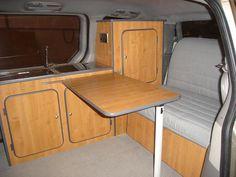 Convert Your Van Ltd - People Carrier Camper Conversion and Furniture Kits Camper Conversion, Campervan, Van Life, Trailers, Conversation, Survival, Vans, Camping, Luxury