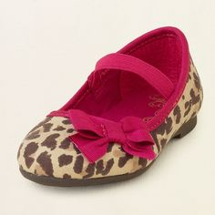 Shine Bow Ballet Flat from The Childrens Place on Catalog Spree, my personal digital mall.