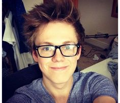 Caspar Lee...im obsessed with his videos