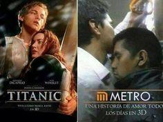 poster titanic meme