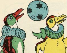 Les bêtes s'amusent / Illustrateur Jean Matet   Gallica