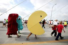 35th annual Cooper River Bridge Run. More photos: http://www.postandcourier.com/apps/pbcs.dll/gallery?Site=CP=20120401=PC2101=331009998=PH=Itemnr=52