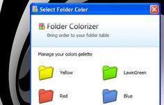 Create Folders of Different Colors in Windows [Quicktip] - Hongkiat