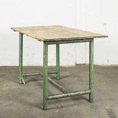 Bord, Gröna metallben