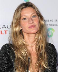 Gisele Bundchen - Natural glowing make-up