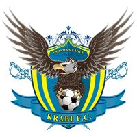 Krabi FC - Thailand - - Club Profile, Club History, Club Badge, Results, Fixtures, Historical Logos, Statistics Association Football, Asia, Krabi, Fa Cup, Premier League, Eagles, Team Logo, Squad, Rooster