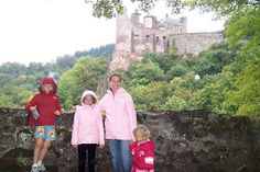This castle is located in Idar-Oberstein near the Church in the Rock. Palaces, Day Trips, Castles, Mount Rushmore, Germany, Bucket, Military, Activities, Travel