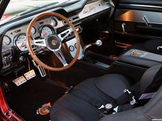 Ford shelby mustang gt500cr