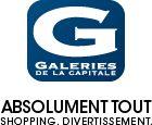 Galerie de la Capitale Logos, Entertainment, Travel, Gift, Logo, A Logo