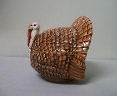 Thanksgiving Ceramic Turkey