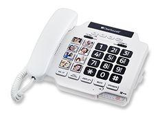 ClearSounds CSCSC500 na 1-Handset Landline Telephone
