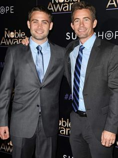 Cody Walker & His Brother