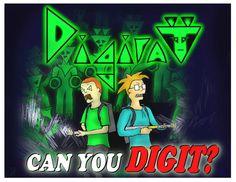 Can you Digit? by DigiratComics