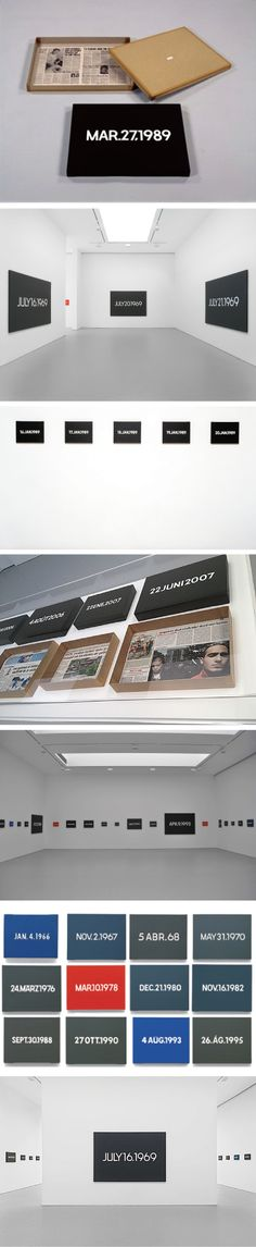 I Like Art    /   On Kawara