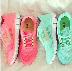 Je me mettrais peut être au sport si j avais des belles Nike...